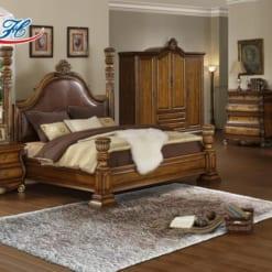 Thảm trải sàn Hlyp18119 với tông màu và chất liệu đem lại vẻ sang trọng cho căn phòng