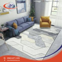 Thảm trải sàn Kenai XY165A phù hợp với phong cách hiện đại, phá cách