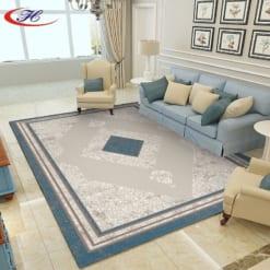 Thảm trải sàn nhà Bavarian không cầu kì trong thiết kế, nhưng lại rất tinh tế