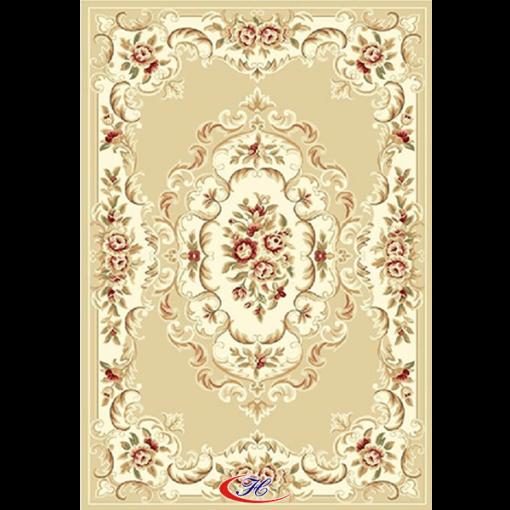 Thảm trải sàn Dinant 9890Y với mặt thảm cắt tỉa họa tiết tỉ mỉ tạo ra chiều sâu 3D