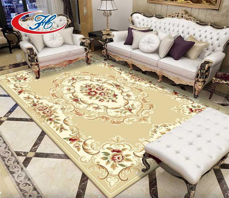 Thảm trải sàn Dinant 9890Y tô thêm vẻ sang trọng, thanh lịch cho căn phòng