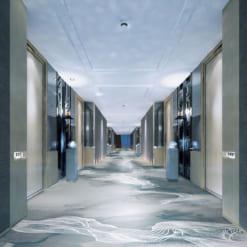 Hành lang khách sạn, văn phòng cao cấp
