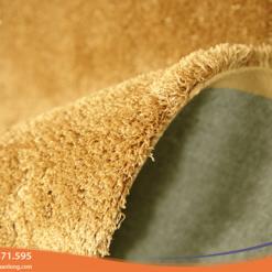 thảm trải sàn 3G 04 với Sợi lông nhỏ, xoắn, đanh, mật độ sợi dày