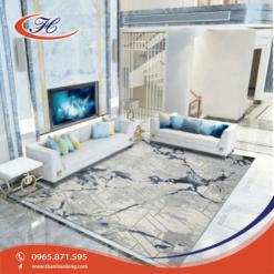 Thảm trải sàn Kenai XY171A phù hợp với phong cách hiện đại, phá cách
