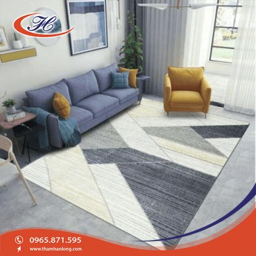 Thảm trải sàn Kenai YX178A phù hợp với phong cách hiện đại, phá cách