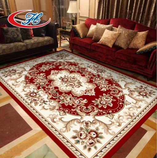 Thảm trải sàn Ankara mang lại vẻ sang trọng, thanh lịch cho căn phòng