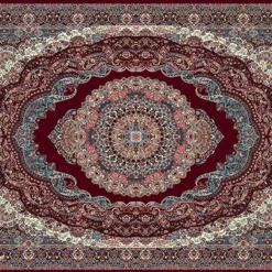 Thảm trải sàn Antalya 10360R với Hoa văn cầu kỳ, mỗi một chi tiết đều toát lên sự tinh xảo