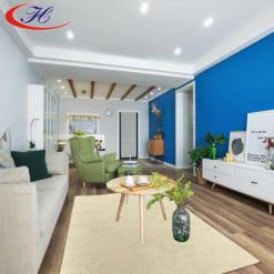 Tông màu và chất liệu thảm trải sàn Mainz 03 đem lại vẻ sang trọng cho căn phòng
