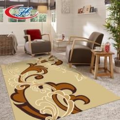 Thảm trải sàn Mardin 2919BE tạo điểm nhấn độc đáo cho căn phòng