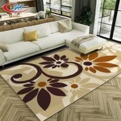 Thảm trải sàn Mardin 4613 tạo điểm nhấn độc đáo cho căn