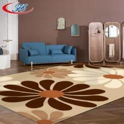 Thảm trải sàn Mardin 4882 tạo điểm nhấn độc đáo cho căn phòng