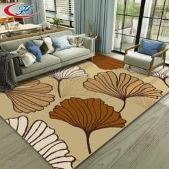 Thảm trải sàn Mardin 9582 tạo điểm nhấn độc đáo cho căn phòng