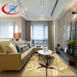 Thảm trải sàn Mardin N-2910BE tạo điểm nhấn độc đáo cho căn phòng