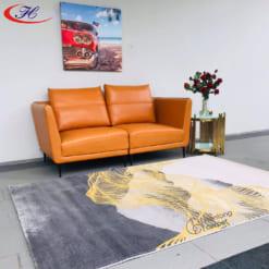 Thảm trải sàn Kenai XY169A phù hợp với phong cách hiện đại, phá cách